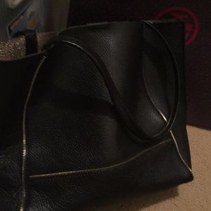Botkier Leather Tote Bag